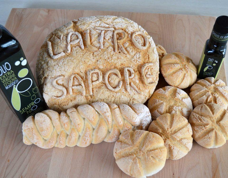 olio sempronio azienda agricola Guastini-preparazione del pane